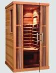 Infrared 먼 Sauna 룸 (2명의 사람)