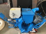Heiße verkaufenchina-doppelte Schuss-Granaliengebläse-Maschine