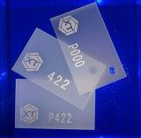 Feuille en plastique de publicité claire de feuille acrylique acrylique de plaque pour la feuille de cadre