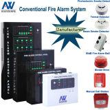 Panel de control de lucha contra el fuego convencional económico la alarma de incendio con precio razonable