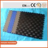 Colore variopinto e pavimentazione di gomma del PUNTINO alzata uso durevole