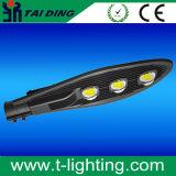 Luz de rua do diodo emissor de luz da forma do golfinho para a lâmpada da estrada da série da estrada principal 50W 100W Ml-BJ