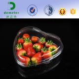 Embalagem Blister baratos Embalagem de plástico transparente Concha para frutas frescas