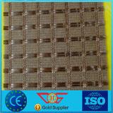 Geocomposite dell'involucro del filato di poliestere lavorato a maglia con il geotessuto non tessuto