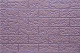 Painel de parede decorativo composto da isolação do plutônio