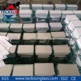 小さい切口のサイズ1.8mm、2mm、3mmのCe&ISO9001の4mmのフロートガラス