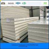 L'ISO 200mm en aluminium gaufré pur Sandwich (Fast-Fit) Panel pour rafraîchir la chambre