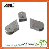 Raccords de main courante en acier inoxydable Clamp / clip de verre