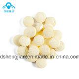 Tablette de vitamine C de marque de distributeur de suppléments de vitamines