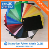 Лист слоения PVC цвета Ocan твердый для обруча барабанчика