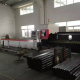 Equipo de corte de tubos metálicos P2060 para tubos de 3m, 6m, 9m, 12m