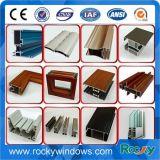 Windows und Tür-Strangpresßling-Rahmen-Aluminiumlegierung-Profil