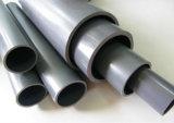 Pipa del PVC de la calidad de la cena para el abastecimiento de agua, Sch80