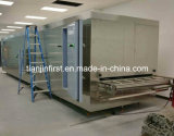 IQF Tunnel Quick Freezing Machine para Meat Sea Food