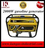 2Квт небольшой бензиновый генератор