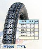 Motorrad-Reifen, vorderer Reifen 2.50-17 2.50-18 2.75-17 2.75-18