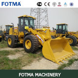 3cbm 5t Wheel Loader met Cat Engine