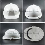 건축재료 안전 헬멧 기관자전차 헬멧 HDPE 모자 (SH503)