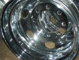 La lega di alluminio automatica della replica del BBS RS di Rin del cerchione di ATV 2PC il casco diScurimento della saldatura del cerchione del cerchione
