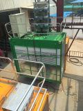 Grua de corda do fio de Xmt do fornecedor de China com trole elétrico