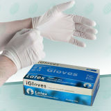 Handschuhe in Malaysia/in Latex Exam Glove