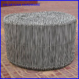 Legame del sacchetto del collegare obbligatorio del ciclo del diametro 1.5mm 2mm per il sacco o il tondo per cemento armato