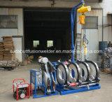 Conexão do Tubo de HDPE de 315-630mm máquina de solda