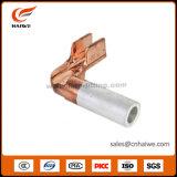 Koker voor Leiders van de Link van het Koper van het Aluminium de Bimetaal 1 tot 10 Kv