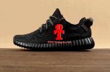 El alza de Yeezy 350-1 calza los zapatos corrientes Kanye West Yzy Yeezys del Mens de las mujeres de los deportes 350 zapatos