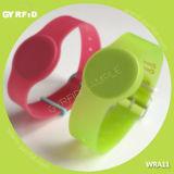 ISO14443A NFCのブレスレットS70 S50 S70身につけられるRFIDは付く(GYRFID)