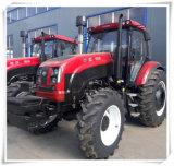 135HP 150HP 180HP 4WD Tractors met Cloased AC Cabin