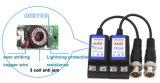 1 des Kanal-passiver HD Tvi Cvi Ahd Cvbs Cat5 VideoBalun Kabel-des twisted- pairUTP
