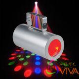Effet lumière/voyant à LED couleur des fleurs l'étape de la Lune Disco Lumière (le031)
