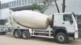 판매를 위한 HOWO 4-15m3 구체 믹서 트럭 또는 시멘트 믹서 트럭