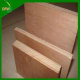 Chapas de madera de álamo de 18 mm Paquete