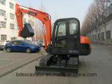 Piccolo escavatore idraulico caldo del cingolo di vendita Bd65/Bd80/Bd90/Bd150 da vendere