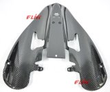 Motorycycle Carbon Fiber Peça Undertray para Yamha R1 04-06
