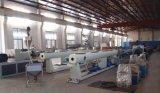 Tubo de PVC de cuatro líneas de producción de la extrusora con CE