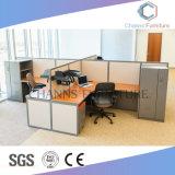Conception confortable Partition de bureau de gestionnaire populaire avec bureau
