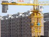 Кран башни наборов верхней части здания конструкции Ce Qtz80 5613 8t
