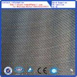 Malla de alambre de hierro de la pantalla de tela para el filtrado