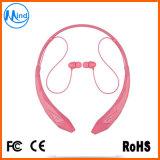 Venta caliente del movimiento del collar 4.0 del receptor de cabeza impermeable general de Bluetooth