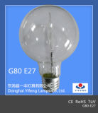 Eco Energy Saning G80 Halogen Bulb con CE/RoHS /TUV /GOST Approved