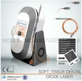 810nm/980nm Dual laser dental do comprimento de onda