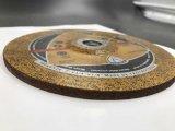 Rotella abrasiva di taglio per metallo ed acciaio inossidabile