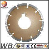 Concreto soldadura láser diamante de sierra circular cortante de la cuchilla de la herramienta Power Disc