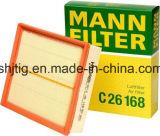 Воздушный фильтр C26168 Mann для VW/Audi/Ford/Citroen