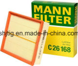 Mann Filtro de Ar C26168 para VW / Audi / Ford / Citroen