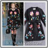 Nuovi cappotti delle lane di inverno dei vestiti delle donne