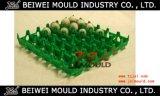 注入のプラスチック卵の皿型